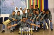 Mosa Borong Juara Lomba Fisika
